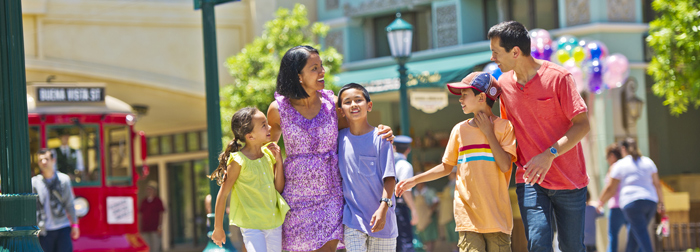 Disneyland Family Vacation Packages